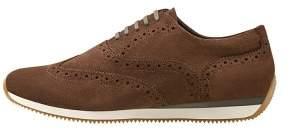 Mango Man MANGO MAN Contrast sole leather sport shoes