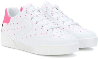 Stella McCartney Stella faux-leather sneakers