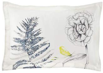 Designers Guild Acanthus Standard Pillow Case, Indigo
