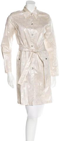 CelineCéline Lightweight Trench Coat