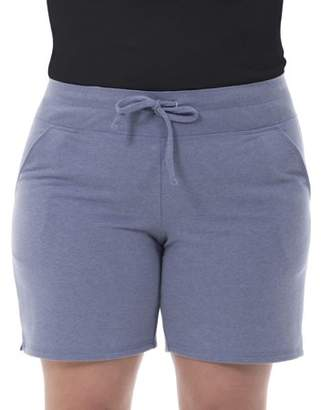 Fruit of the Loom Fit for Me by Women's Plus-Size Bermuda Short
