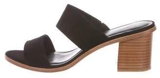 Joie Suede Slide Sandals