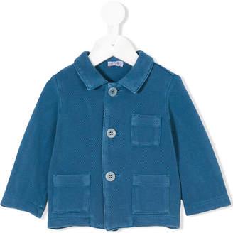 Il Gufo patch pockets textured blazer