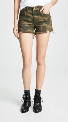 Blank Cutoff Shorts