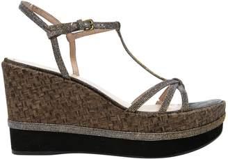 Stuart Weitzman Cloth heels
