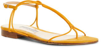 Emme Parsons Liv T-Strap Flat Sandal