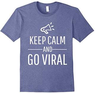 Keep Calm and Go Viral for social media & digital marketers