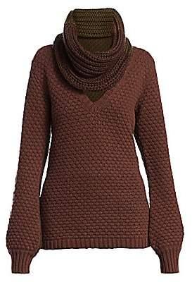 Johanna Ortiz Women's Embera Coco De Mer Sweater