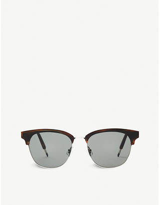 Gentle Monster Till Dawn acetate and stainless steel sunglasses