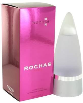 Rochas Man by Eau De Toilette Spray 100 ml for Men