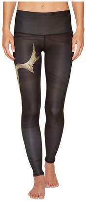 teeki Deer Medicine Hot Pants Women's Workout