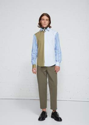 J.W.Anderson Panelled Classic Shirt