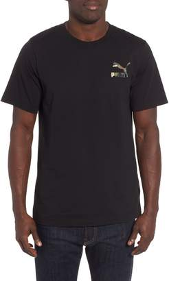Puma Wild Pack Logo Graphic T-Shirt