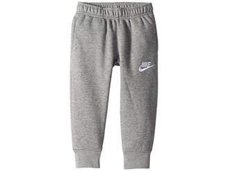 Nike Club Fleece Rib Cuff Pants (Toddler)