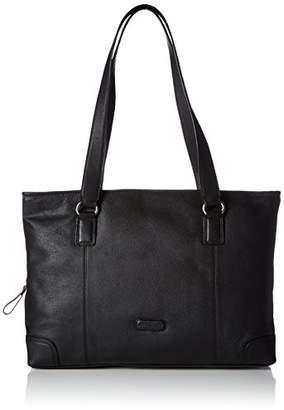 Bodenschatz Women M-229 RN_39x28x8 cm Hobos and Shoulder Bag Black Size: