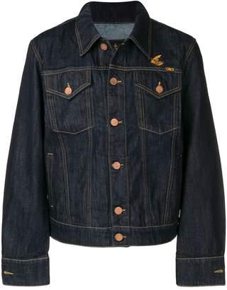 Vivienne Westwood loose fitted denim jacket