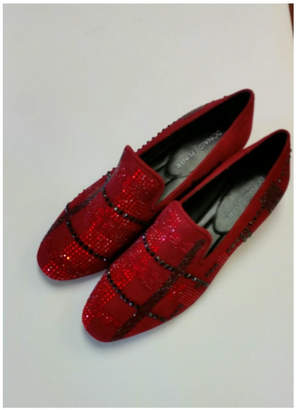 Donald J Pliner Libbi Plaid Loafer