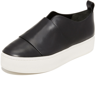 Vince Wallace Slip On Sneakers $250 thestylecure.com