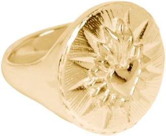 Ale Bremer Jewelry Corazon Signet Ring