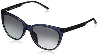 Armani Exchange Women's Plastic Woman Sunglass Cateye