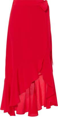 Intermix Katie High-Low Skirt