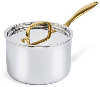 M&S ChefMarks and Spencer Chef Tri Ply 18cm Saucepan