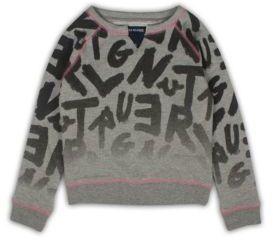 True Religion Toddler's, Little Girl's & Girl's Long Sleeve Sweatshirt $69 thestylecure.com