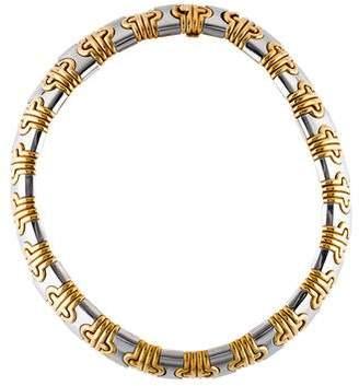 Bvlgari Parentesi Collar Necklace
