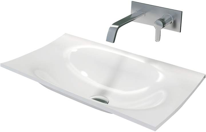 Control Brand Walter True Solid Surface Sink