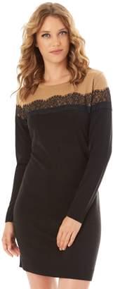 Apt. 9 Women's Lace Sweater Dress