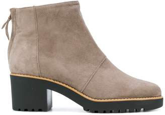 Hogan zipped ankle boots