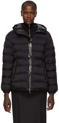 Moncler Black Down Goeland Jacket