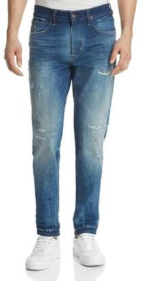 Hudson Axl Skinny Fit Jeans in Ride Out