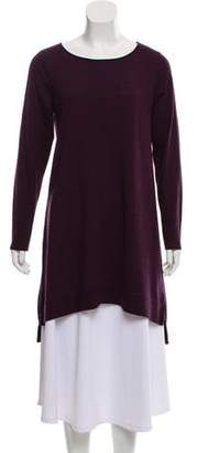 Eileen Fisher Wool Long Sleeve Tunic