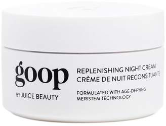Goop Replenishing Night Cream
