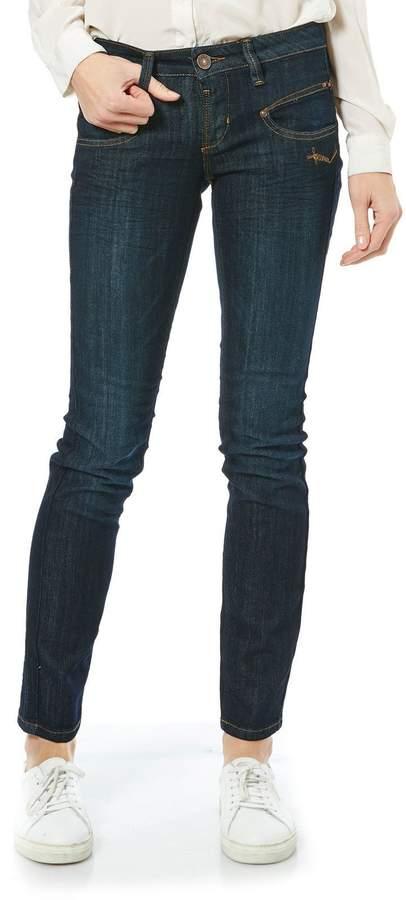 Alexa - Jeans mit Slimcut - jeansblau