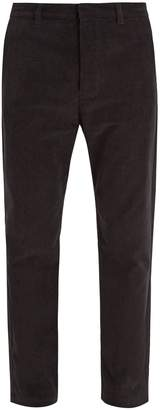 Fanmail Straight-leg corduroy trousers