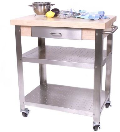 "John Boos & Co. Cucina Cart, 30"" x 20"""