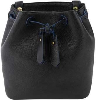Sandro Black Leather Handbag
