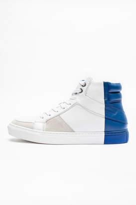 Zadig & Voltaire High Back Men Sneakers