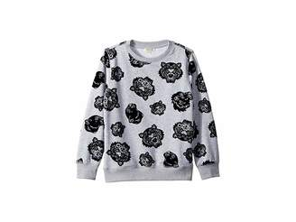 Kenzo All Over Printed Sweater (Big Kids)