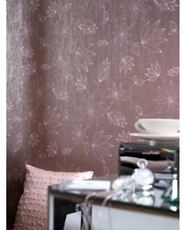 Graham And Brown Umbra Dotty Wallpaper