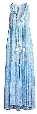 Cool Change coolchange Women's Marley Floral Wide-Leg Jumpsuit