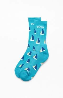 Duvin Design Sailor Crew Socks