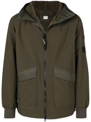 C.P. Company hooded shell jacket