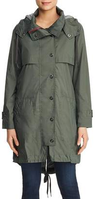 Fillmore Annie Hooded High/Low Jacket