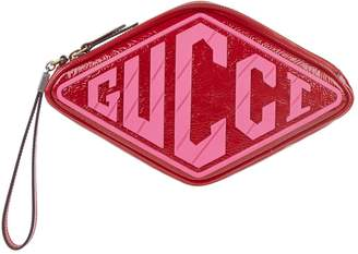 Gucci Logo Clutch Bag