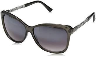 b57e8b2b7c9 Vince Camuto Women s VC606 GRY Oval Sunglasses