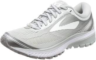 Brooks Women's Ghost 10 Running Shoe (BRK-120246 1B 39361C0 10.5 NAY/PNK/TEA)