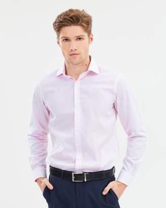 Van Heusen Euro Fit Plain Shirt